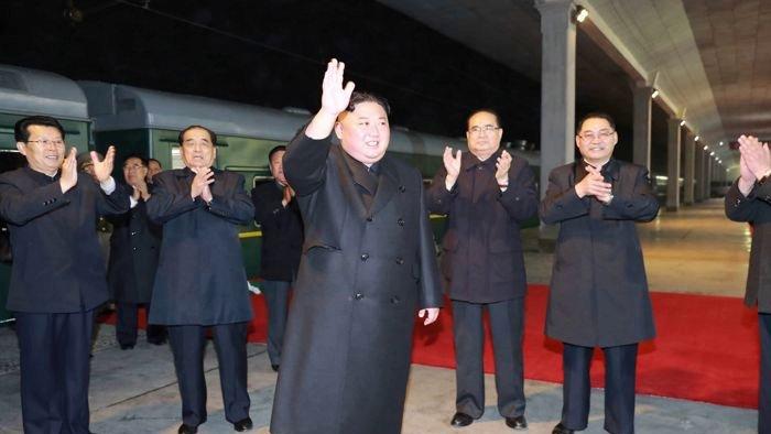 Приехавший в Россию Ким Чен Ын попал в нелепую ситуацию
