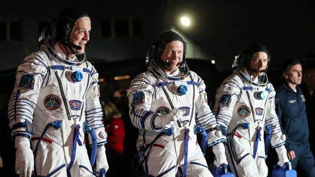 Американские астронавты сломали МКС