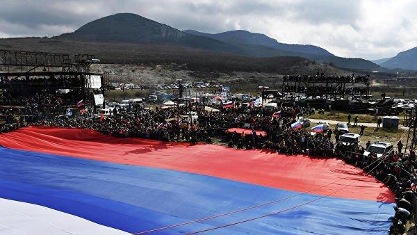 Крутой поворот: американцы признали российский Крым