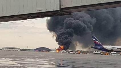 Авиакатастрофа в Шереметьево унесла жизни 41 человека