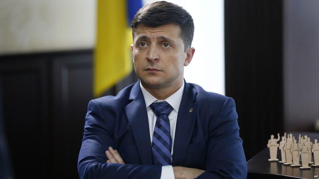 Штаб Зеленского поддержал курс Порошенко