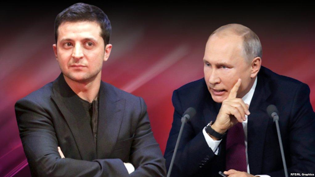 Мстительный Зеленский готовит подлый удар в спину Путину