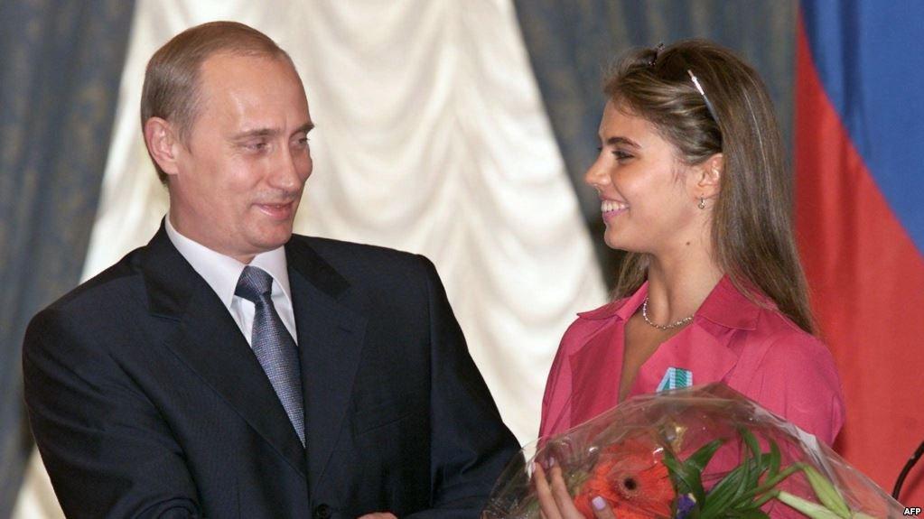 Раскрыта правда о связи между Путиным и Кабаевой