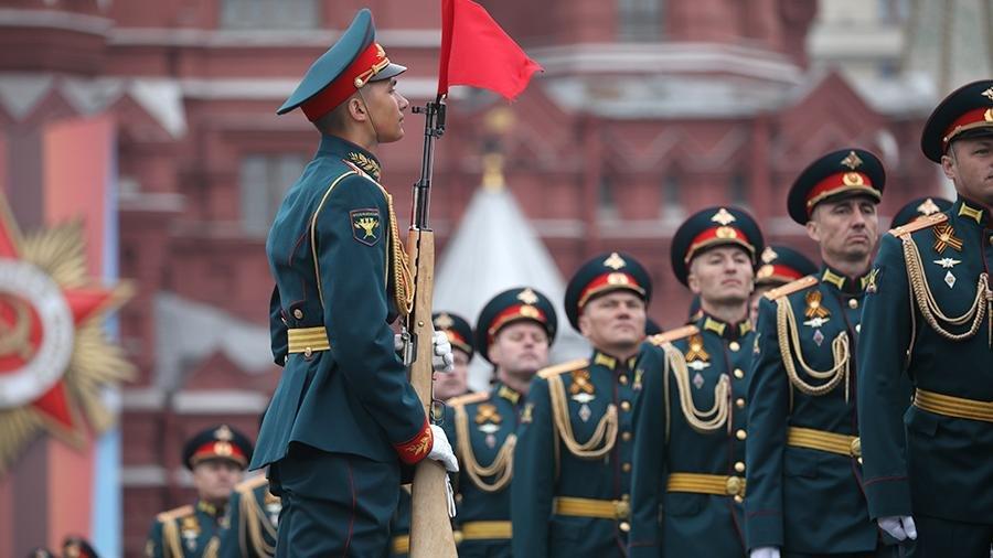 Путин оценил прошедший в Москве парад Победы