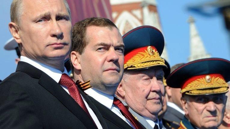 Путин назвал цель парада в День Победы