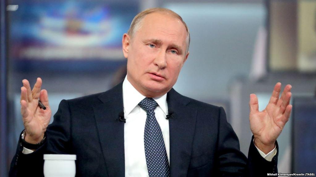 Путин отреагировал на отмену воздушной части парада Победы