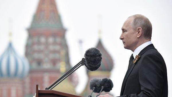 Немецкий журналист удивился, что Путин на параде Победы не говорил об Иране