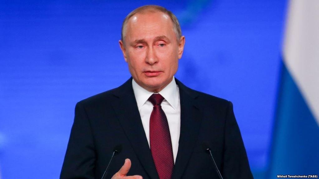 Киев сам не заметил, как выполнил пожелание Путина