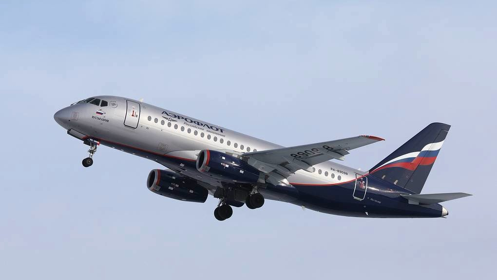 SSJ-100: еще один самолет в России не долетел до пункта назначения