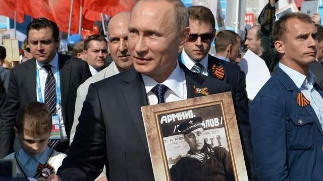 Случившееся с Путиным во время Парада Победы не скрыть
