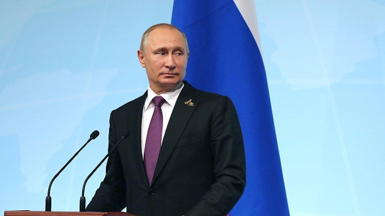 Подсчитаны выполненные за семь лет поручения Путина