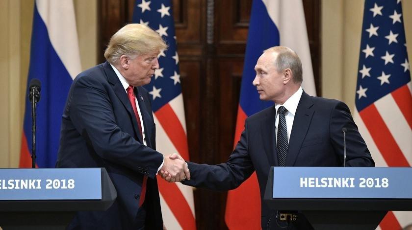 Путин и Трамп поделят газовый рынок Европы