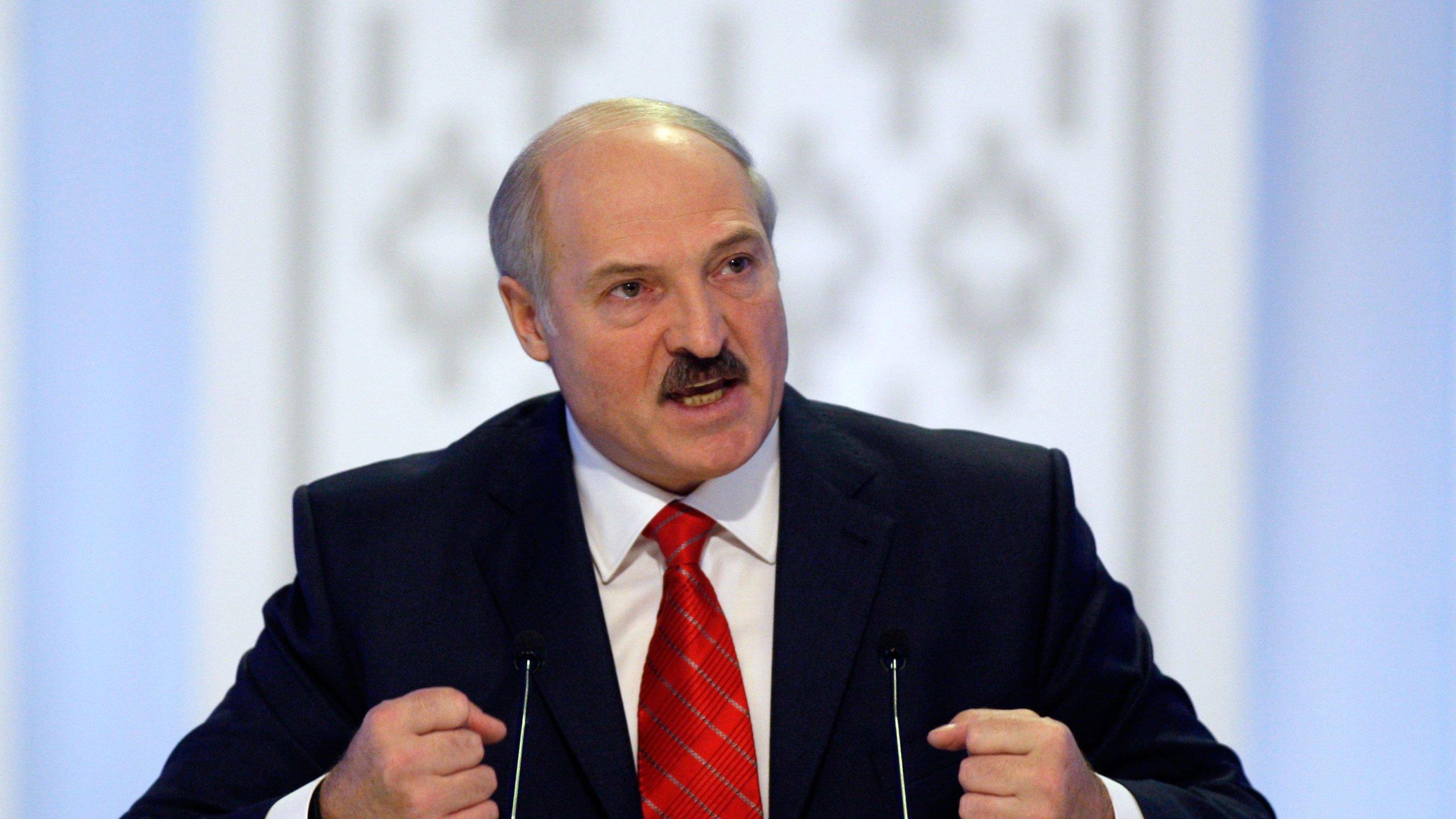 Обнаглевший Лукашенко закатил скандал из-за России