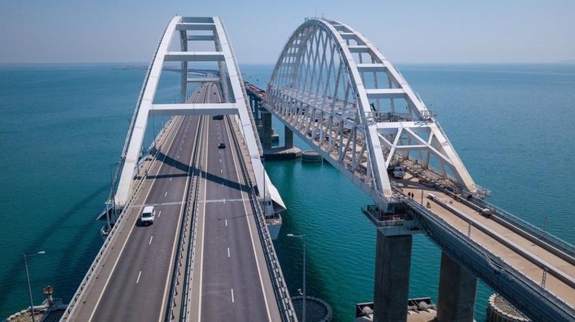 Пожар и пострадавшие: на Крымском мосту разыгралась трагедия