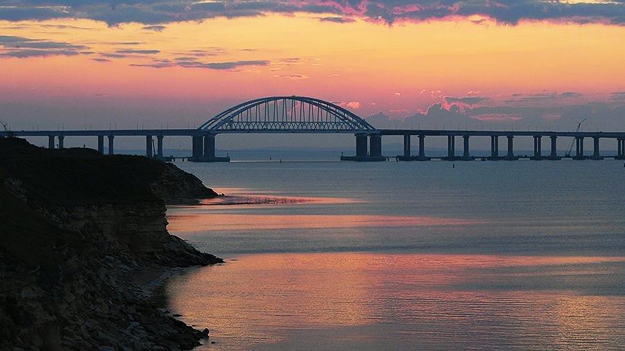 Крымский мост ждет катастрофа