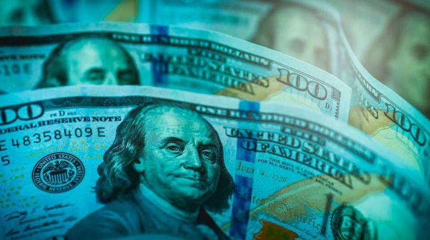 Доллар внезапно упадет