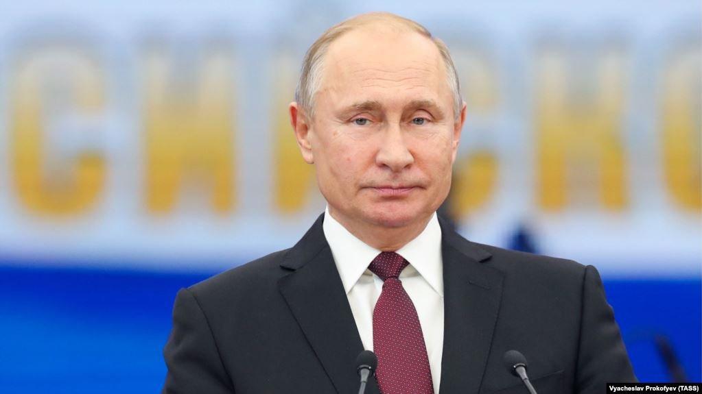 ЧП во время выступления Путина не удалось скрыть