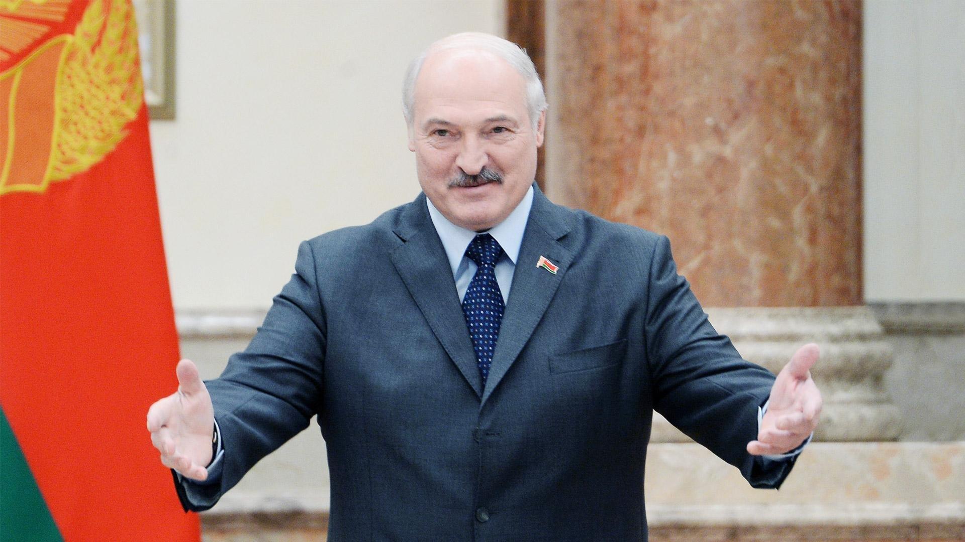 Побежавший на Запад Лукашенко получил оплеуху от Трампа