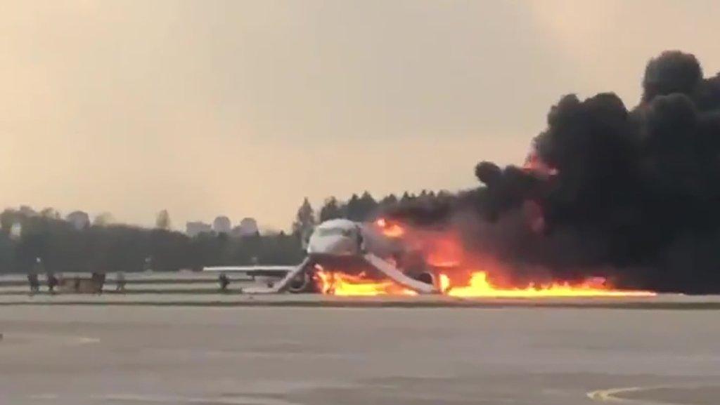 В докладе о катастрофе SSJ 100 нашли «незамеченную деталь»