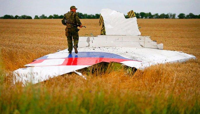 Названы имена виновных в крушении MH17