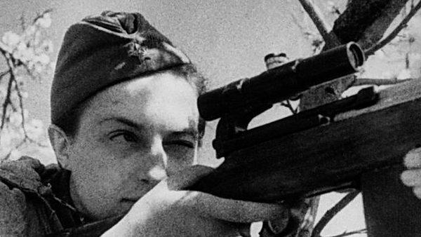 Каких советских женщин немцы боялись больше всего