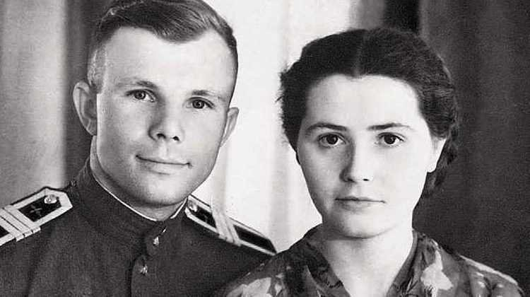 Вдова Юрия Гагарина хранила эту тайну
