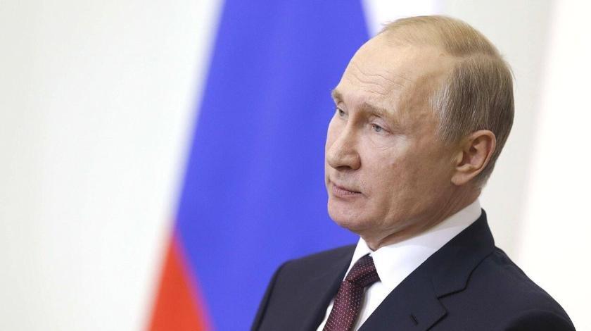 Путин рассказал об уходе