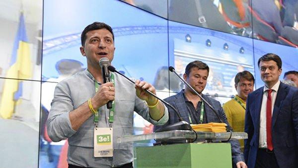 ЦИК Украины объявил окончательные результаты выборов в Раду