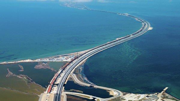 Недостроенный Крымский мост признали опасным