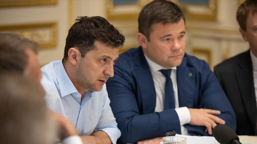 Глава Офиса Зеленского покидает свой пост