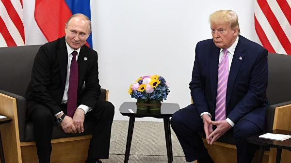 Путин и Трамп погнали в шею лжеца Порошенко