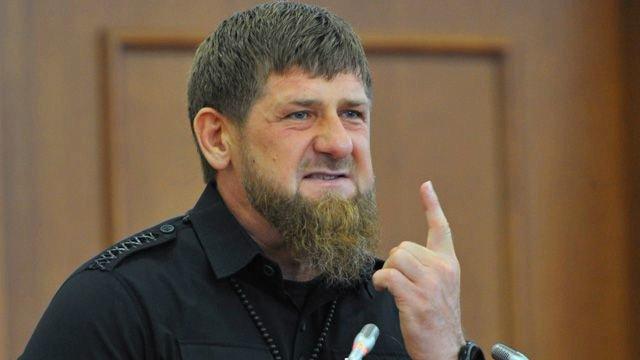 Кадыров назвал пятерых врагов Чечни