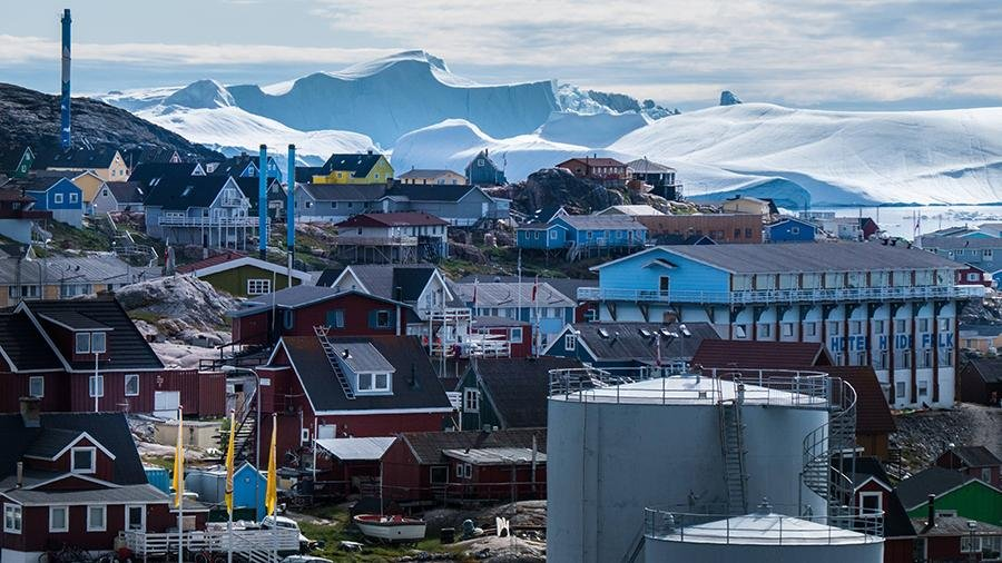 Дания назвала условия продажи Гренландии Вашингтону