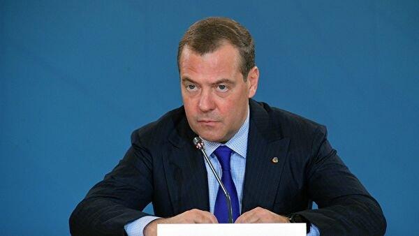 Медведев вводит новый налог по всей стране