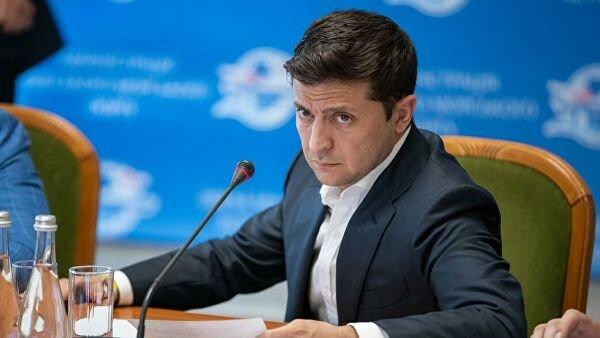 Зеленский обязал до 1 декабря 2019 г. принять закон об СФР