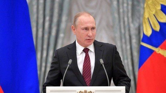 Путин рассказал о судьбе Донбасса