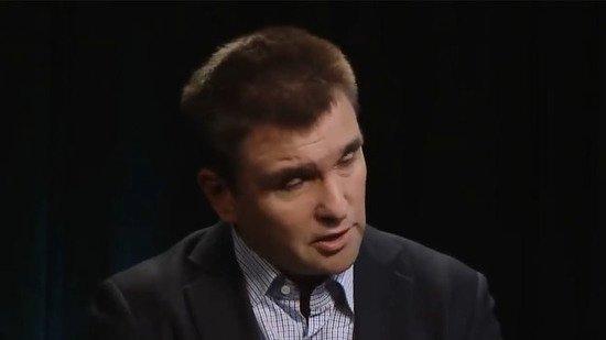 Бывший глава МИД Украины в ярости швырнул документы в Лаврова