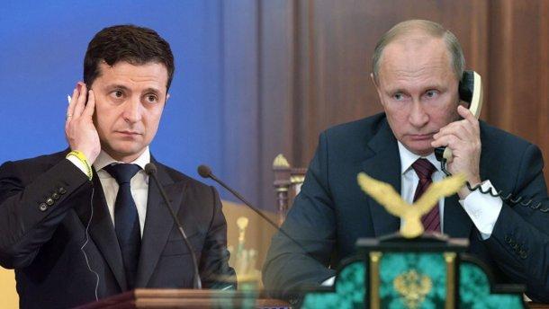 Назарбаев обратился кПутину иЗеленскому