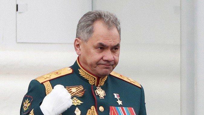 Сергей Шойгу прибыл вЕгипет свизитом