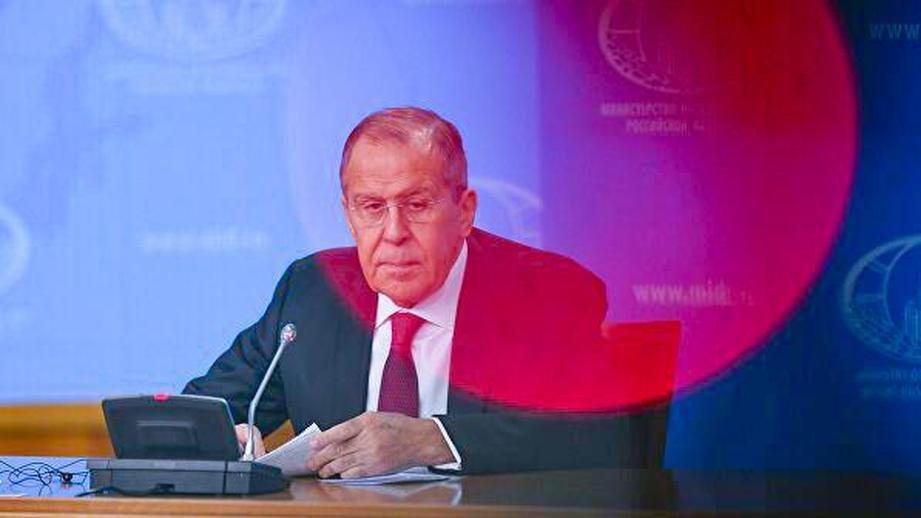 Лавров рассмешил зал, отвечая на вопрос о подготовке к выборам в США