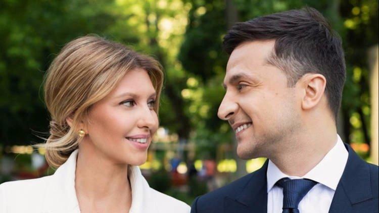 Жена Зеленского устала быть первой леди Украины