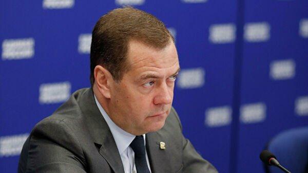 Медведев рассказал осостоянии семейного законодательства вРоссии