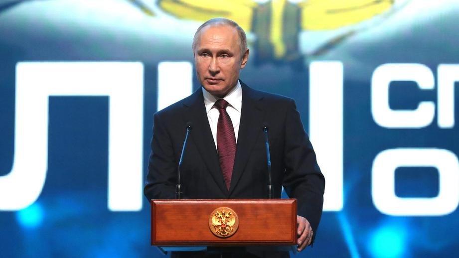 Путин рассказал бойцам ССО, как воевал его отец
