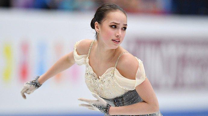 Алина Загитова объявила о завершении карьеры