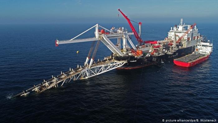 Nord Stream 2 попросил разрешение строить газопровод в 2020 году