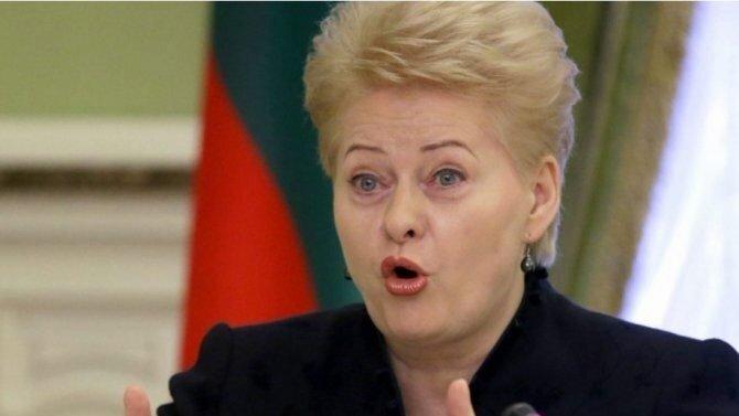 Прибалтика без денег: Россия выполняет обещания!