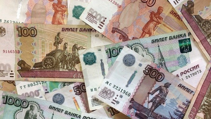 Рубль начал новый год с уверенного роста