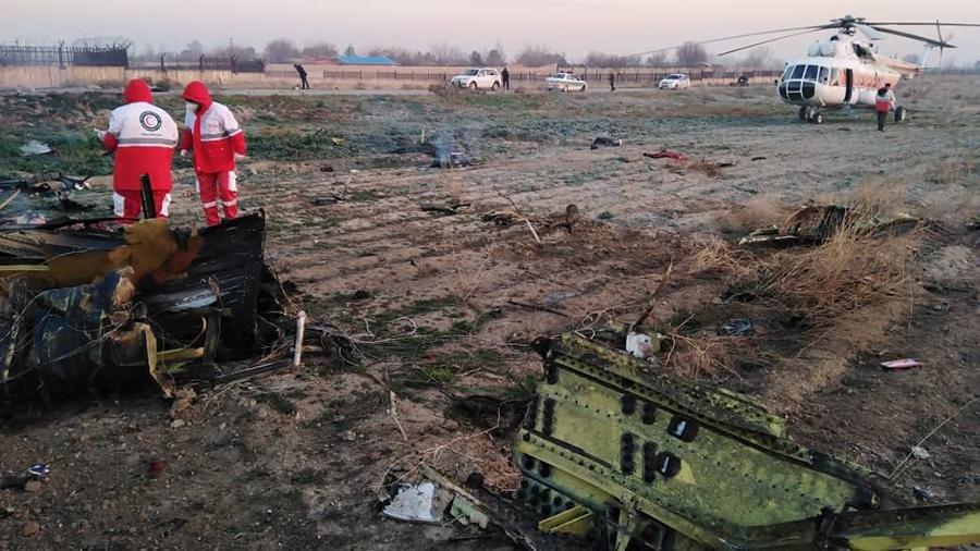 СМИ узнали как на самом деле рухнул украинский Boeing