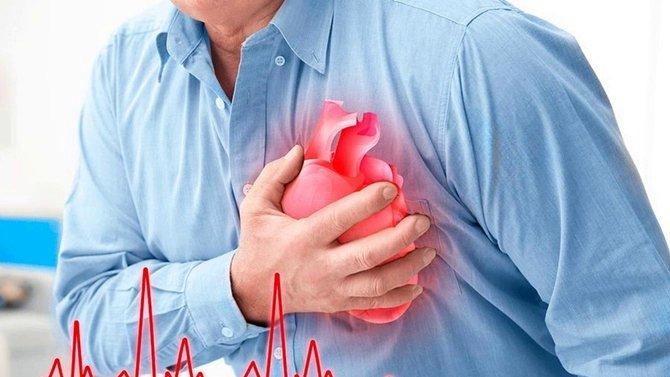 Найдена основная причина внезапного инфаркта