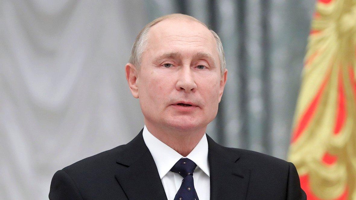 Путин назвал «уродами» создателей «групп смерти» в соцсетях